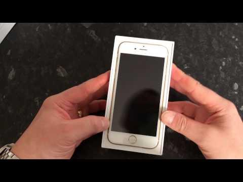 Apple iPhone 6 Gold 4.7