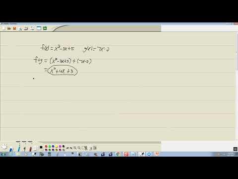 Algebra - Homework - P8272017857