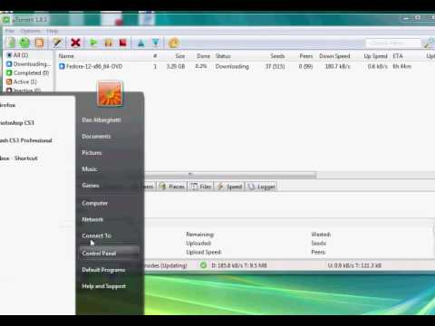 How to download a torrent of Fedora Linux and burn a bootable DVD