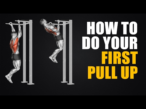 How To Do Pull Ups If You Can't 💪(TOP 5 EXERCISES TO MAKE YOU STRONGER)
