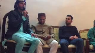 Shafi Ullah Khan & Milad Raza