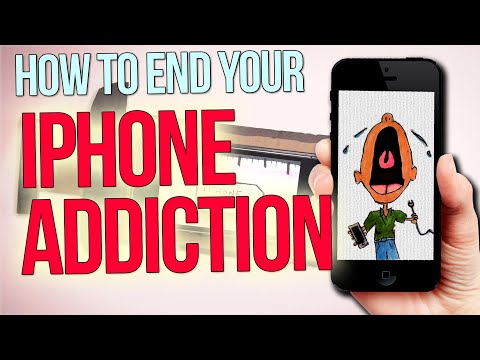 How to stop being addicted to your iPhone