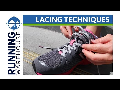 How To Lace Running Shoes For Your Best Fit and Improved Comfort