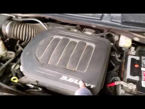Spark Plug Replacement: Ignition Coil: Caravan: Town & Country: Routan: 3.6 Pentastar 2011 12 13 14