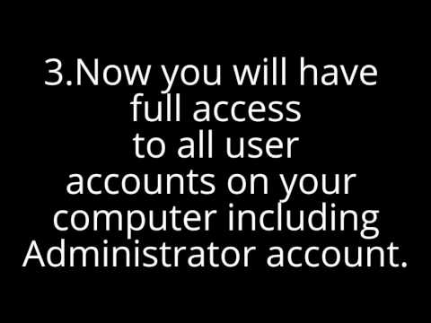 Open pc or laptop without pass!!!!!