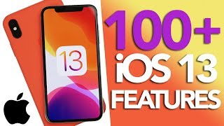 Top 100+ Best New iOS 13 Features and Changes!