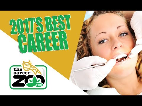 Top Job for 2017 - Be a Dentist