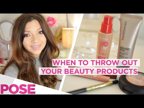 When To Throw Out Your Beauty Products | Beauty Report 3