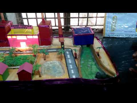 CBSE SCIENCE EXHIBITION POLLUTION & INDUSTRY