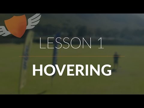 How-to Fly FPV Quadcopter/Drone // Beginner: Lesson 1 // Hovering (Updated Video)