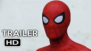 Spider-Man: Homecoming NBA Finals Trailer #1 (2017) Tom Holland Movie HD
