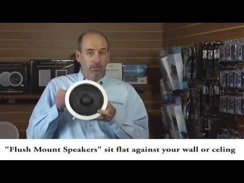 Digitainment Speaker Placement