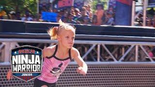 Download American Ninja Warrior Junior Qualifier EP 5 FULL OPENING CLIP | Universal Kids Video