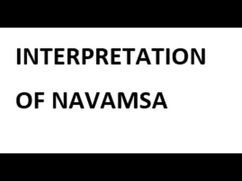 Marriage and Relationships through the Navamsa Chart