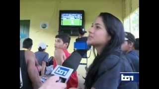 RAI TG1 7giugno 2014- AVSI Brasile Manaus. Sognando calcio nella foresta