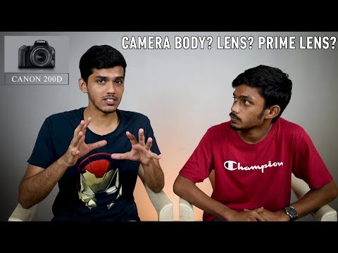 Detailed CAMERA BUYING guide for all budgets in 2018 [INDIA] Budget? Lens?