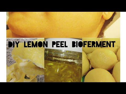 DIY LEMON PEEL IN GLYCERIN EXTRACT + LACTO BIOFERMENT FOR SKIN LIGHTENING | HYPERPIGMENTATION TREAT