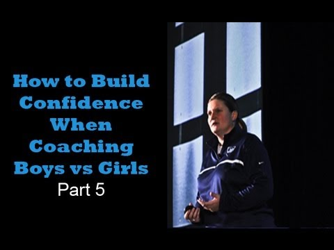 How to Build Confidence When Coaching Boys vs Girls With Jen Croneberger