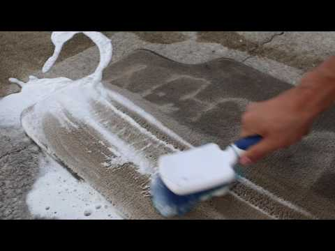 How to remove stains from your car carpets