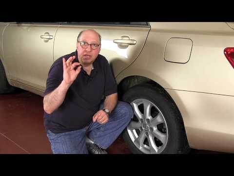 How to Check Tire Pressure with a Digital Tire Gauge