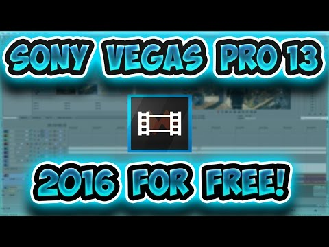 How To Get Sony Vegas Pro 13 For Free September 2017! (Quick + Easy - No Crack Exe! - No Virus!)