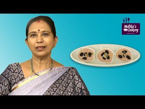 Chocolate Mini Jamun in Gulkand Rabri | Mallika Badrinath Recipe | Indian Sweets