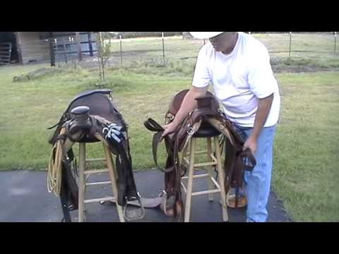 Cleaning a Leather Saddle- Latigo- Protecting Your Leather Investment- Monnel / Bell Stirrups