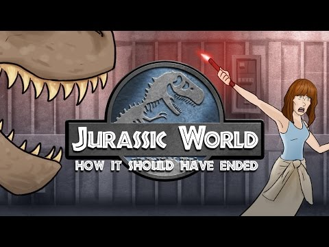 How Jurassic World Should Have Ended