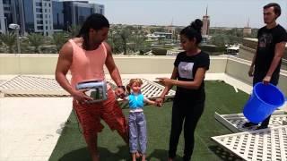 Als Ice Bucket Challenge - Virgin Radio Dubai