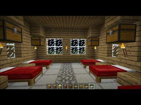 Minecraft Build Tutorial: Inn/Hotel Part 3