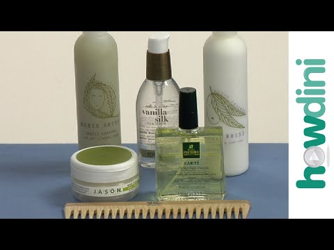 Organic Winter Hair Care: Healthy Hair Tips | Howdini
