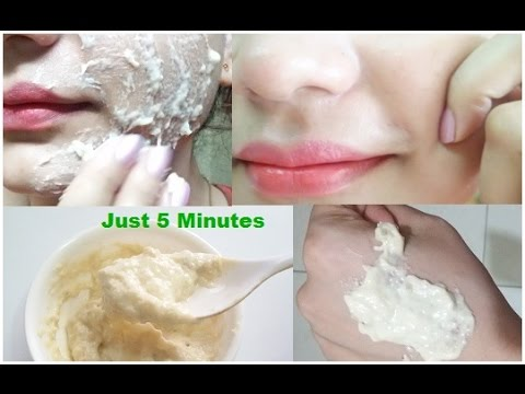 Just 5 Minutes to Buttery Soft, Smooth, Younger & Glowing Skin