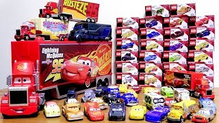 NEW Cars3 Working car Mac Gale Beaufort Minicar 2018 tomica disney pixar
