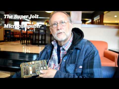 Ray Holt   Designed the Jolt Microcomputer  in 1974