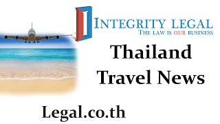 PCR Testing Protocol for 7 Day Quarantine in Thailand