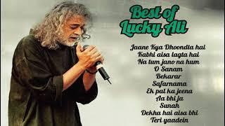 Lucky Ali Songs || Best of Lucky Ali || Evergreen songs Lucky Ali