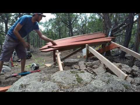 Mountain bike trail building |Bike Park part 2|