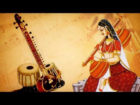 Healing Ragas - Sitar Tabla - Brindavan Sarang - Classical Instrumental Fusion B.Sivaramakrishna Rao