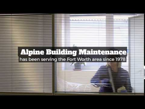 Office Cleaning - Alpine Building Maintenance