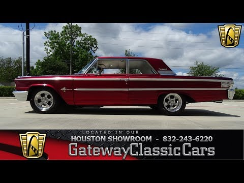 1963 Ford Galaxie Gateway Classic Cars #1209 Houston Showroom
