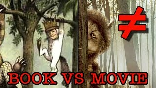 Where the Wild Things Are - What's the Difference?