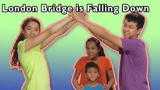 London Bridge is Falling Down + More  Mother Goose Club Playhouse Songs & Rhymes