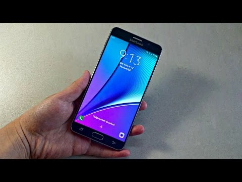 Samsung Galaxy Note 5 Android 6.0.1 Marshmallow Update Review!