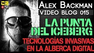 LA PUNTA DEL ICEBERG 😵📡 TECNOLOGÍAS INVASIVAS EN LA ALBERCA DIGITAL