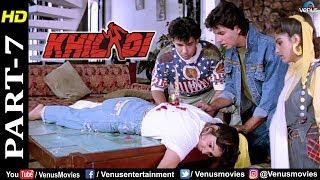 Khiladi - Part 7 | Akshay Kumar | Ayesha Jhulka | Johnny Lever | Best Bollywood Movie Scenes