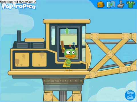 how to beat crusher in poptropica