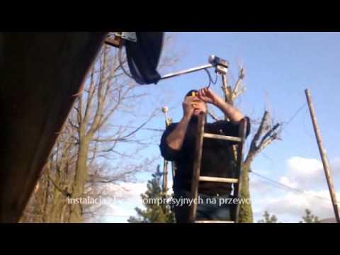 Montaż i ustawienie anteny sat