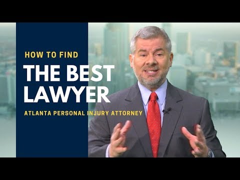 How to Find the Best Lawyer