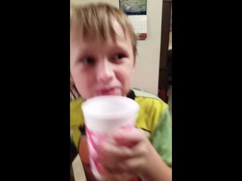 Warm milk challenge  worst idea