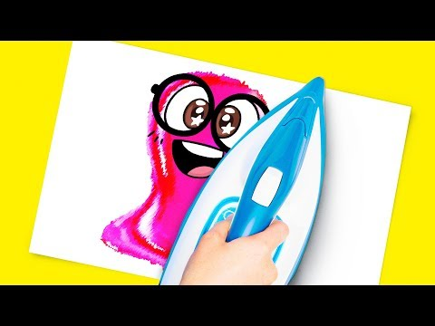Invisible Ink and Spy Slime